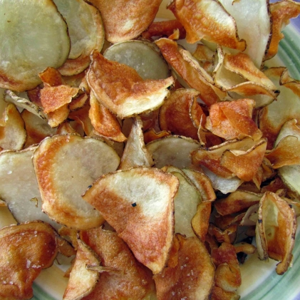 Potatoe Chips Or Potato Crisps T Fal Actifry